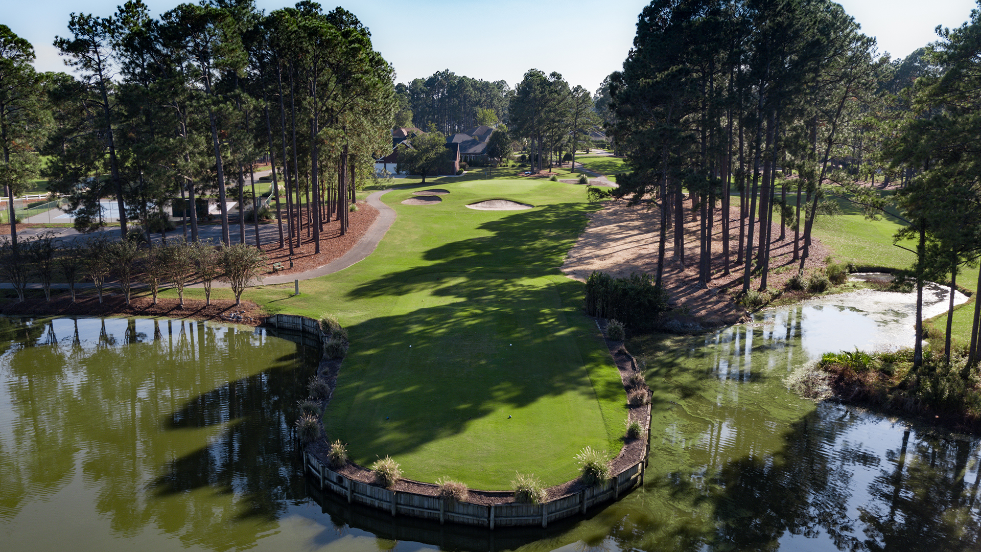 MBN South Creek - Hole 17