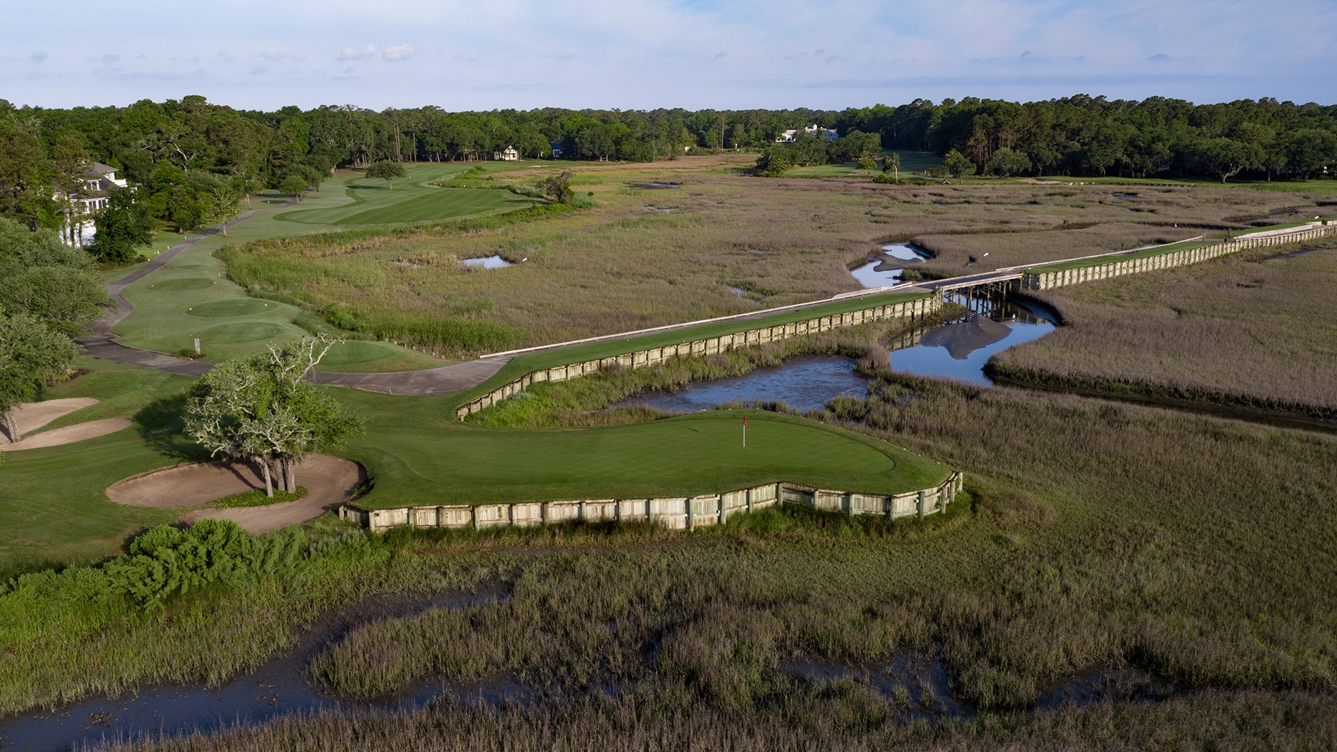 Pawleys Plantation - Hole 13